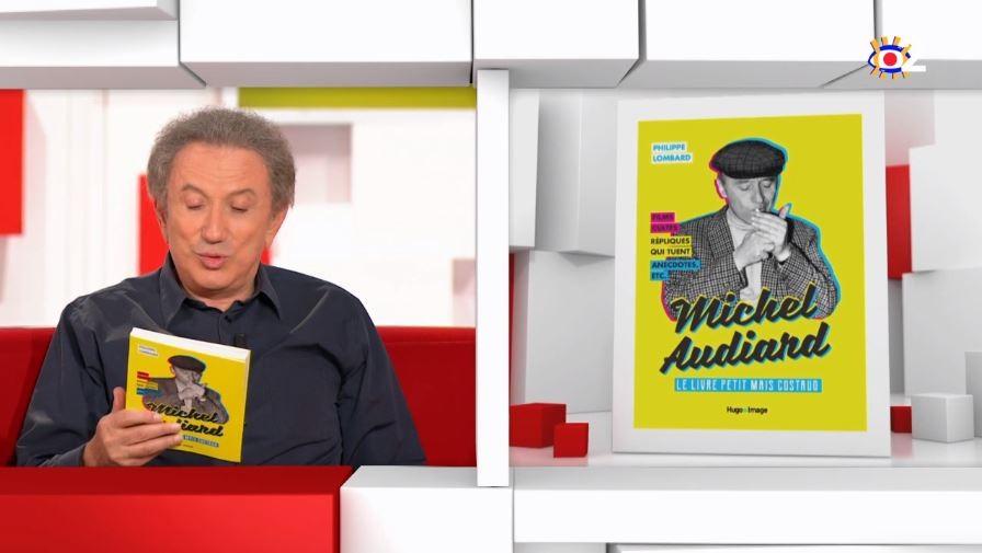 Michel Drucker présente