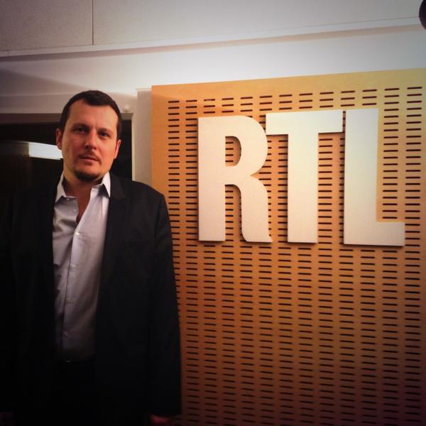 Sur RTL dans l'émission