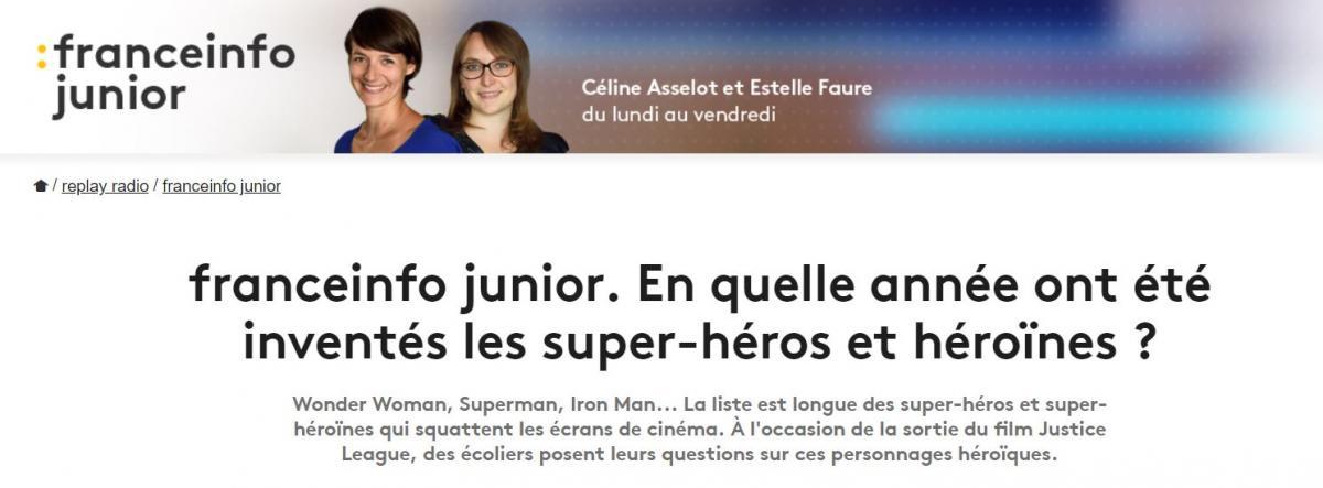 France info jr